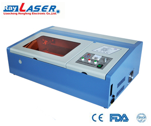40w portable laser engraving machine