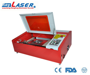 Desktop mini laser cutting machine