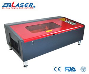 50W laser cutting machine